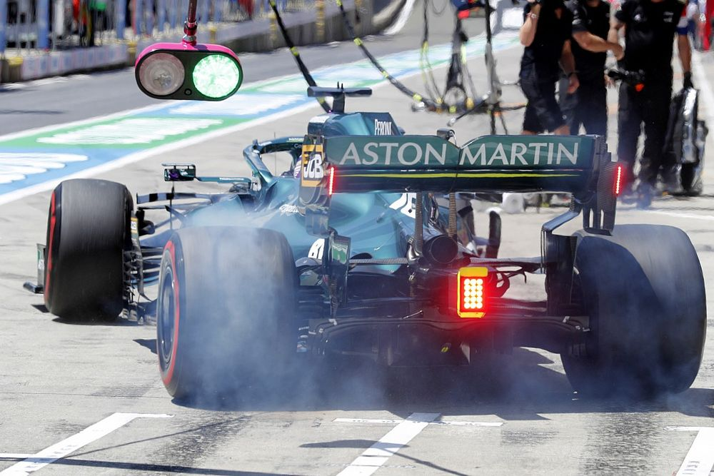 """أستون مارتن """"سترحّب"""" بدخول مجموعة فولكسفاغن معترك الفورمولا واحد"""
