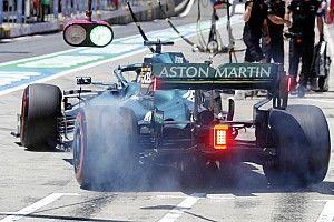"""Aston Martin le daría """"la bienvenida"""" al Grupo VW a la F1"""