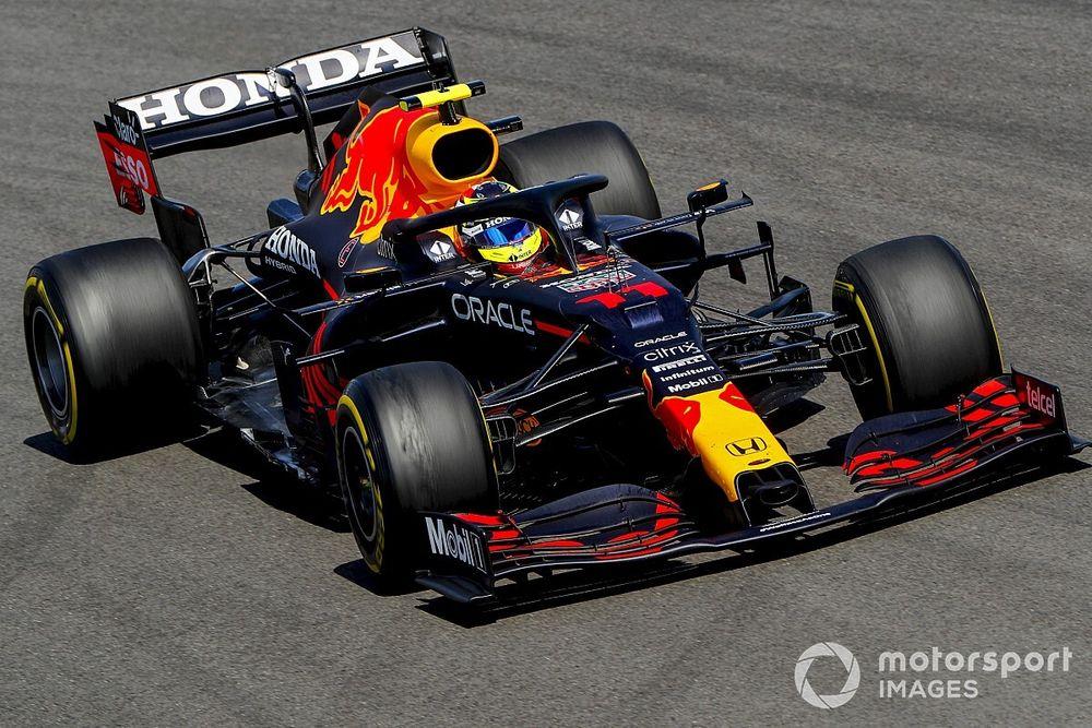 Red Bull Bantah Perez Sengaja Ganggu Hamilton di GP Portugal