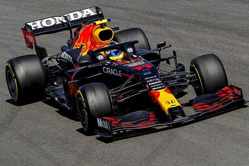 Red Bull: Perez not used to disturb Hamilton at Portimao