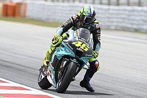 """Rossi: """"Estoy más o menos igual que el año pasado, pero los demás van más rápido"""""""