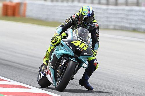 Rossi: Estoy más o menos igual que el año pasado