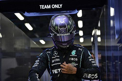 """Hamilton, 2º en Bakú: """"Es un resultado monumental"""""""