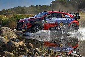 WRC, Rally Italia, PS15: anche Sordo KO. 1-2 Toyota
