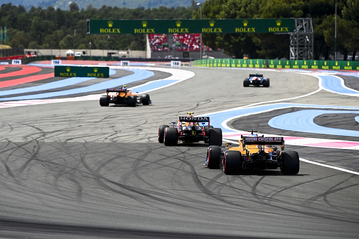 French Grand Prix qualifying – Start time, how to watch, channel
