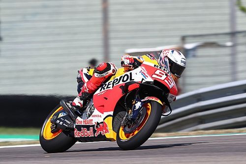 """Márquez: """"Ganar es el combustible, por eso no me imagino estar como Rossi"""""""