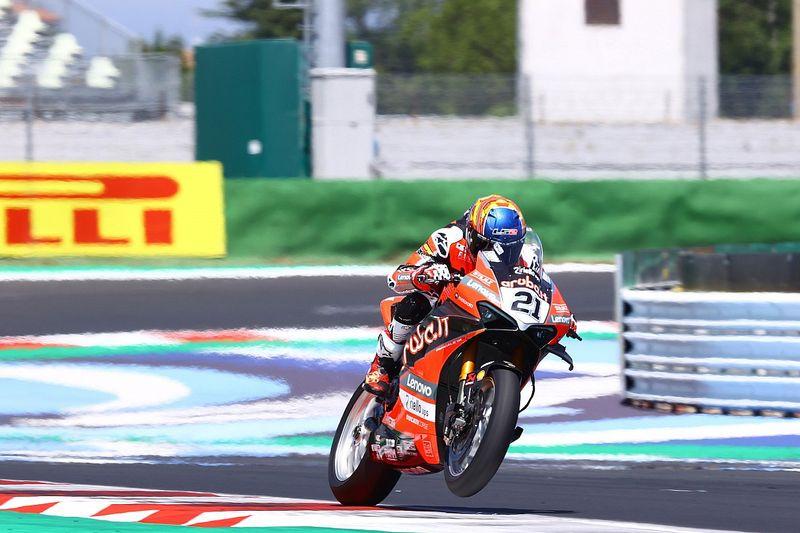 Misano WSBK: Ducati's Rinaldi scores another home win