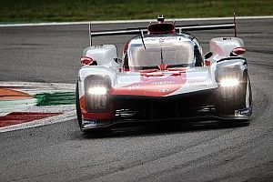 WEC Monza: Alpine, Glickenhaus split Toyotas in FP2