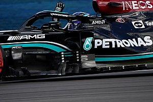 F1イギリス予選:ハミルトン、母国ファンの声援を力に会心の最速アタック。角田裕毅は無念16番手