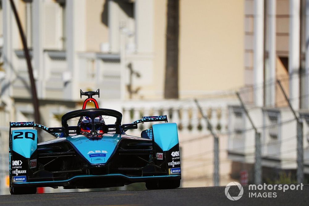 Monaco E-Prix: Evans leads Jaguar domination in practice