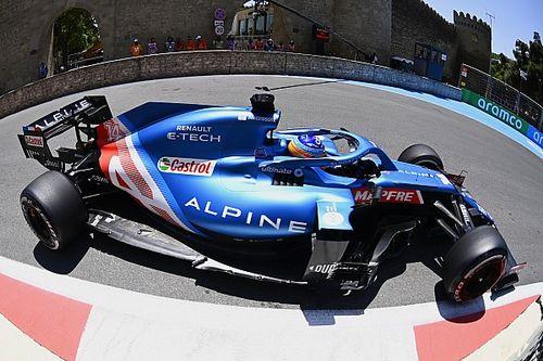 Alpine F1 aún busca respuestas a su falta de ritmo de carrera