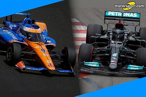 F1 vs IndyCar: la sfida sul filo dei 350 km/h
