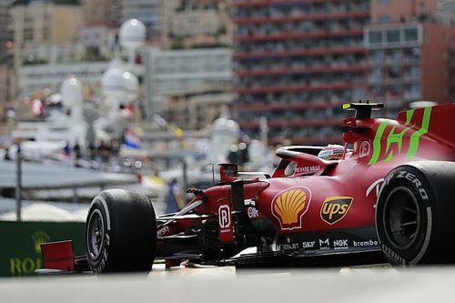 Sainz szerint ezért nem tudott a verseny végén nyomást helyezni Verstappenre