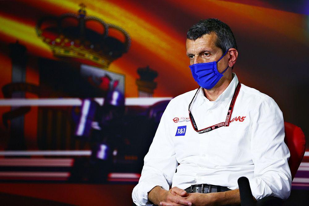 """F1 - Steiner critica Wolff por rádio sobre Mazepin na Espanha: """"Queria um pouco de publicidade"""""""