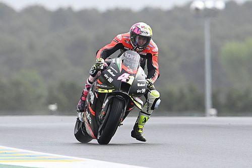 Espargaro Frustrasi Alami Banyak Masalah di MotoGP Prancis