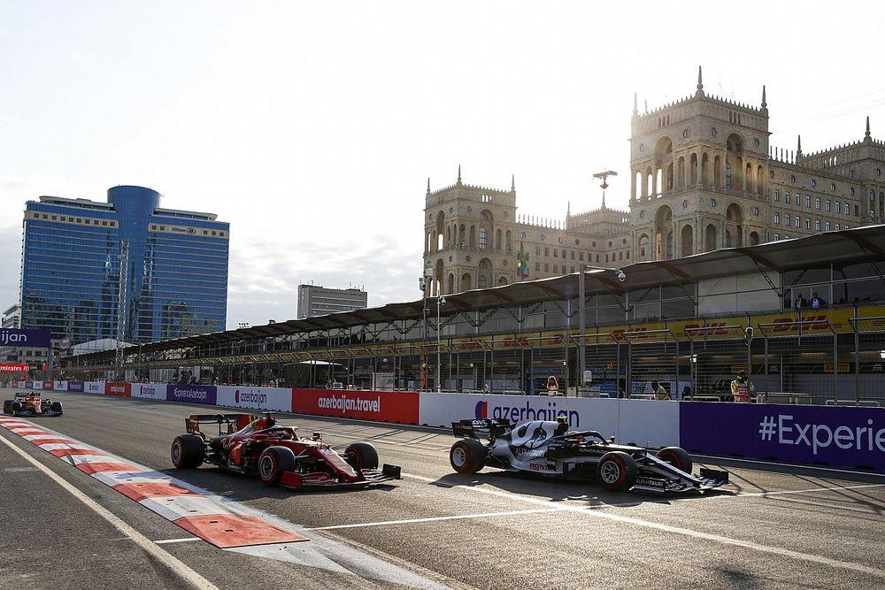 """F1: Binotto """"esperava algo melhor"""" da Ferrari no GP do Azerbaijão"""