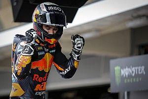 """Oliveira: """"Es muy pronto para hablar del título de MotoGP"""""""