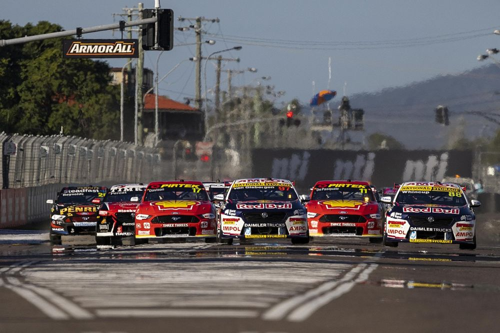 Broncos one of final three Supercars bids