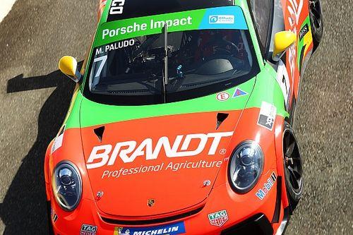 Porsche Carrera Cup: Paludo segura Neugebauer e vence em Curitiba
