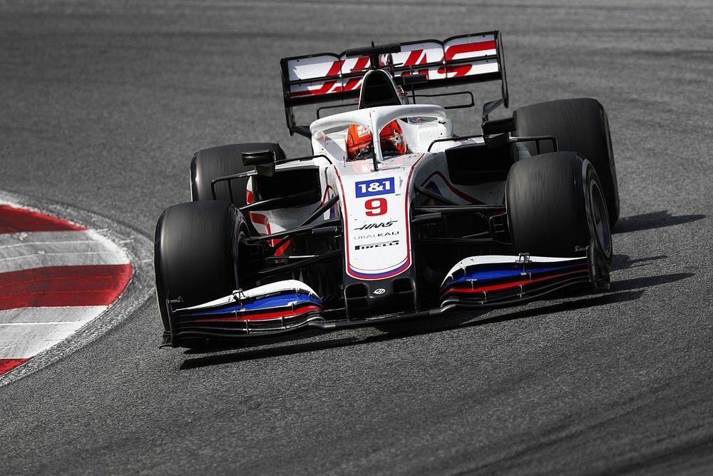 """Mazepin: Zwaardere Haas F1-auto heeft """"best grote impact"""""""