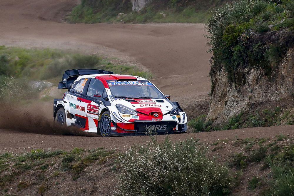 WRC, Rally Portogallo, PS16: super avvio di Evans