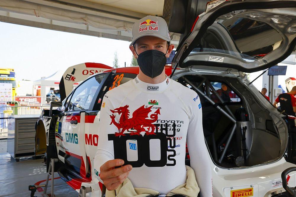 Evans Selangkah Lagi Capai Kesepakatan Baru dengan Toyota