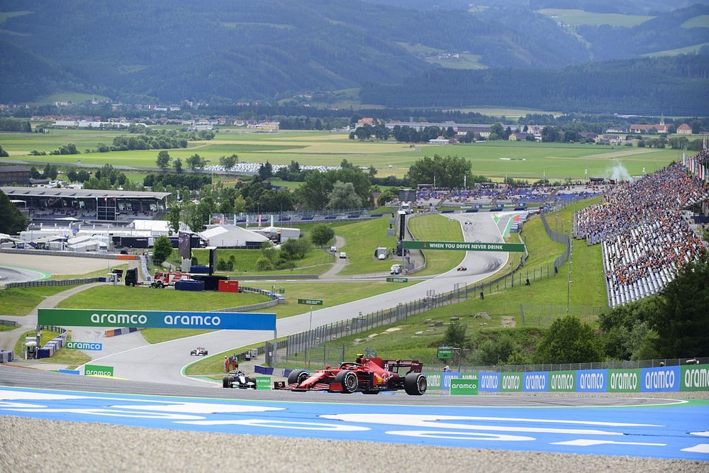 Austrian Grand Prix qualifying – Start time, how to watch, channel