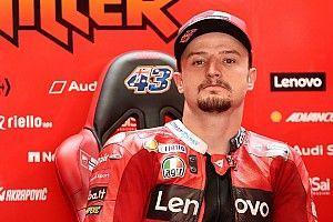 "MotoGP - Miller critica replays do acidente fatal de Dupasquier na TV: ""Inaceitável"""