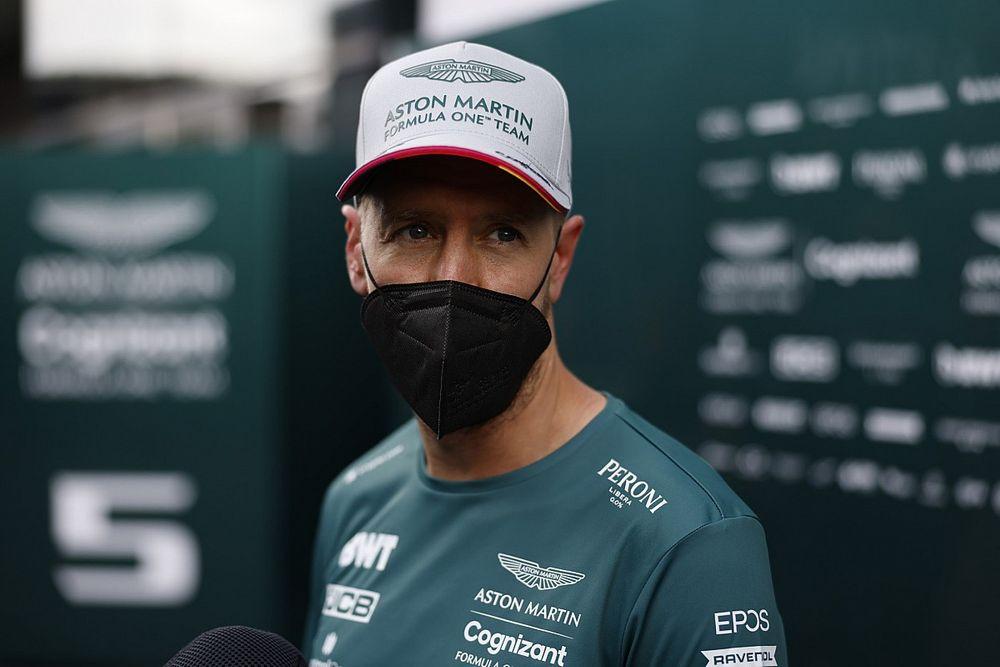 """Vettel: """"Turlarımı bir araya getirmeyi başaramadım"""""""