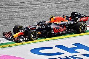 Perez: Afstelling Verstappen is snel, maar vergt aanpassing van mij