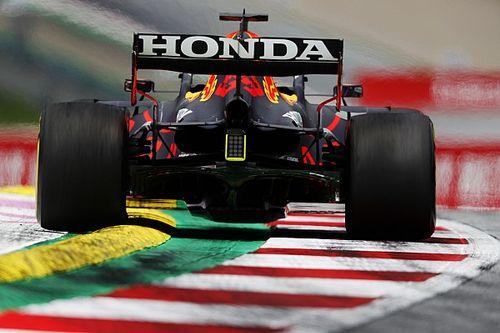 Grand Prix F1 practice results: Verstappen dominates in Styria