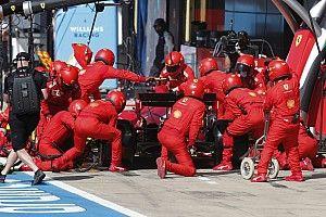 Sainz: era un día para terminar en los cinco primeros