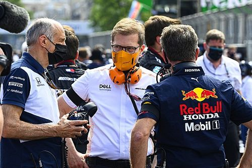McLaren se queja por la falta de transparencia con los neumáticos