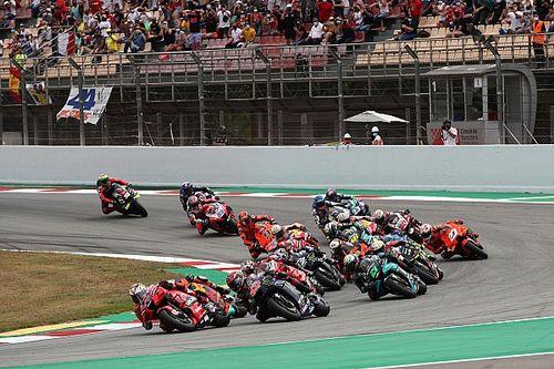 El vuelta a vuelta del Gran Premio de Catalunya 2021 de MotoGP