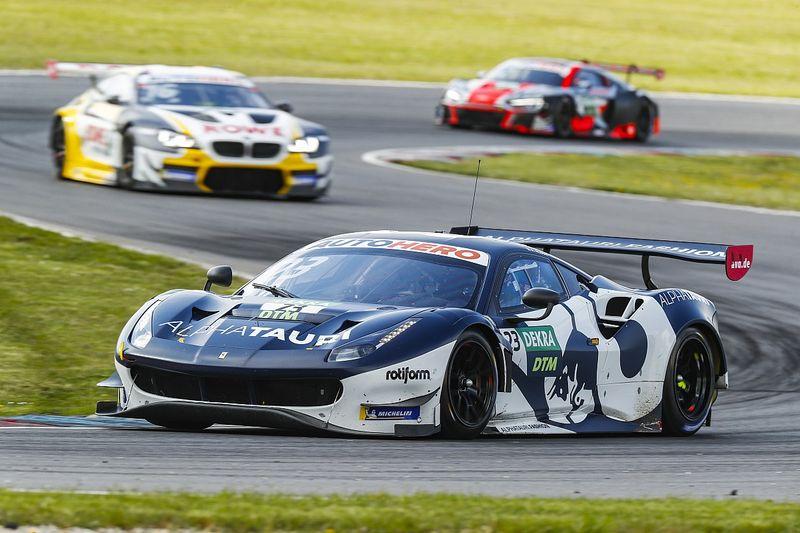DTM: a Monza gare più brevi per non restare senza benzina