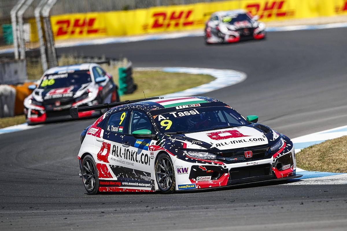 WTCR: primo successo per Tassi con la Honda-JAS in Gara 2