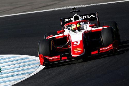 Galeri: Mick Schumacher'in yıldızlaştığı Formula 2 testinden fotoğraflar