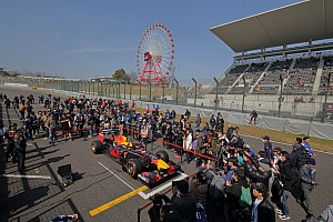 Suzuka cancels fan event over coronavirus fears