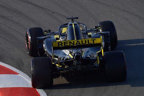 """Renault diz que motor de 2019 atingiu """"alvos altos"""""""