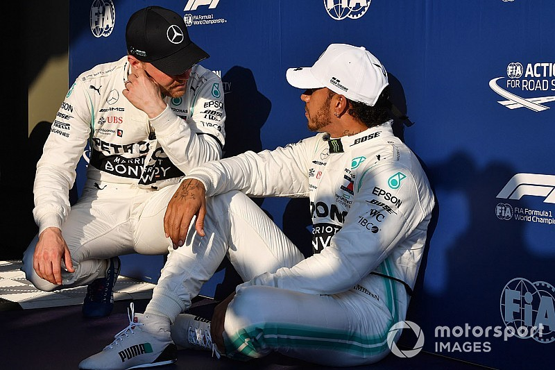 """Hamilton: """"Valtteri a réalisé une course incroyable"""""""
