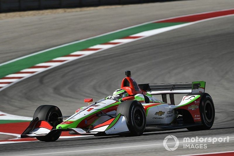 """O'Ward """"pumped"""" for second IndyCar start, first with Carlin"""