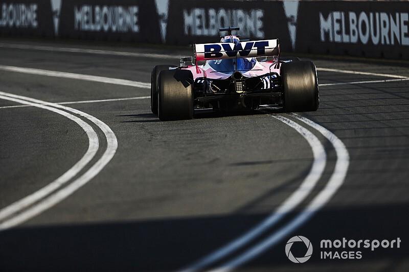 F1 monitoruje sytuację w Australii
