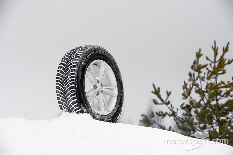 Нова унікальна зимова шина для кросоверів від Michelin
