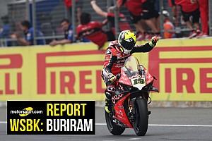 Motorsport Report: la Ducati domina in SBK, è più merito della V4 R o di Bautista?