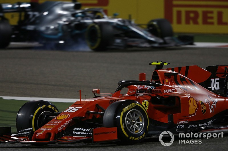 三大车队为中国大奖赛做出不同轮胎选择