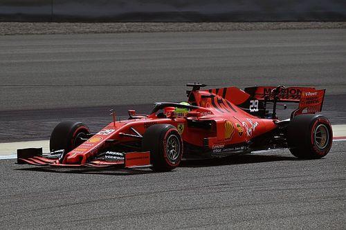 Schumacher poczuł się jak w domu