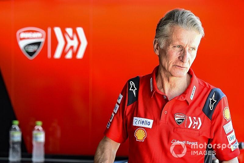 """Ducati: é """"impossível"""" que MotoGP comece antes de junho ou julho"""