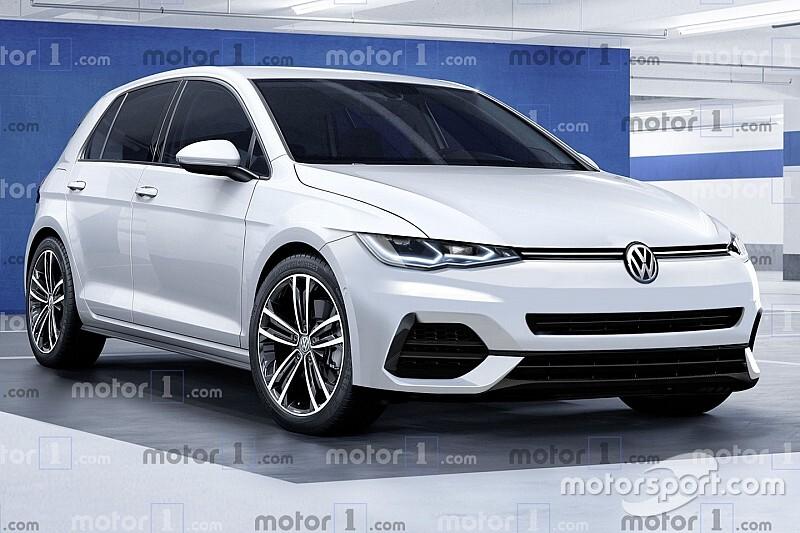 Прем'єра восьмого покоління VW Golf відкладена на кілька місяців