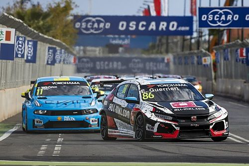Marrakesh WTCR: Guerrieri controls first race of 2019