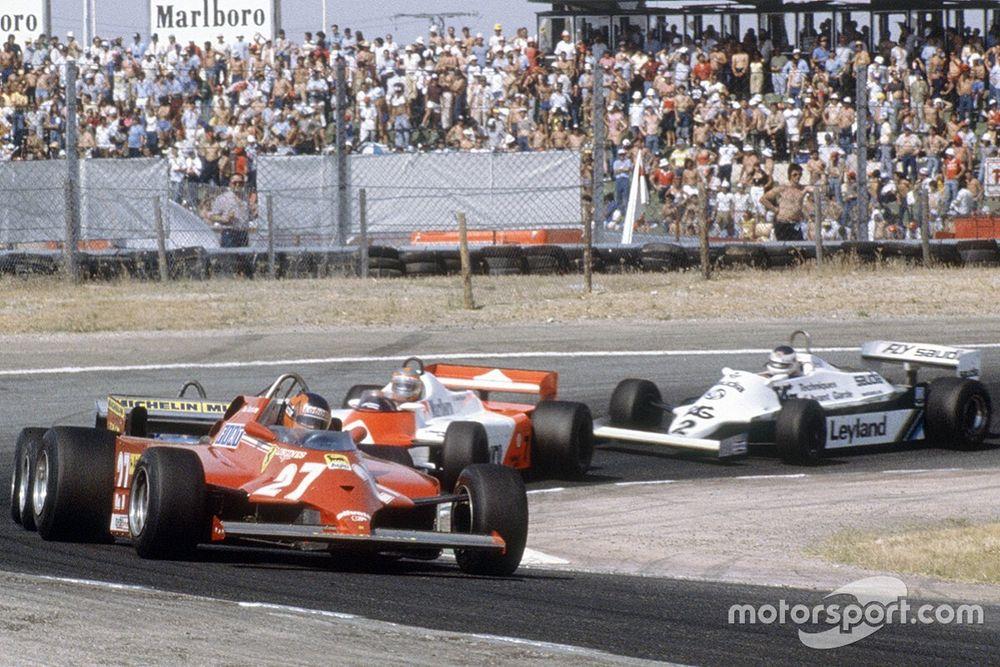 C'était un 21 juin: Gilles Villeneuve résiste jusqu'au bout
